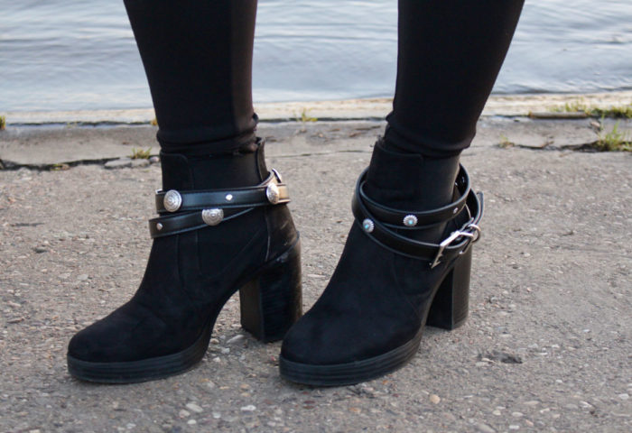 Double Boot Strap - Boot JuJu